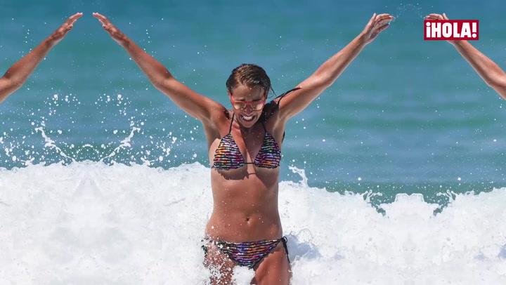 Paula Echevarría y sus mejores \'looks\' de playa