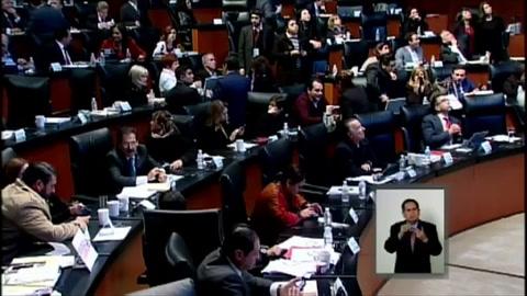 Congreso de México aprueba una polémica ley de Seguridad