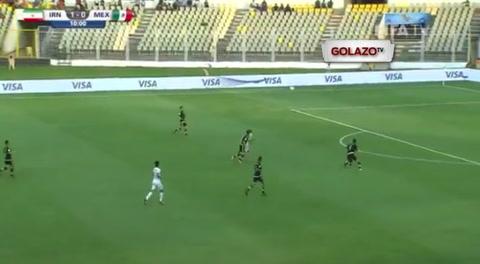 Iran 2 - 1 México (Mundial Sub-17)