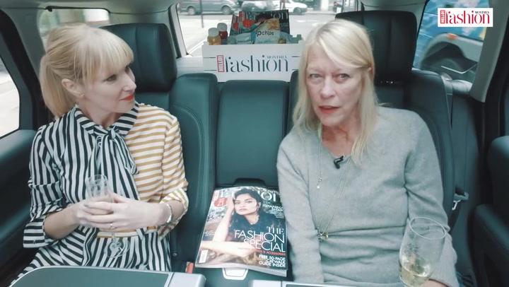 Premier Model Management founder Carole White tells us what it takes to be an LFW star for #HFMfashionspin