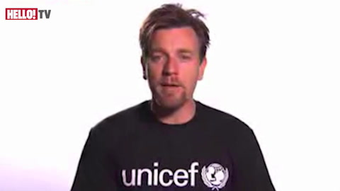 A Christmas message from Ewan McGregor