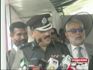 راؤ انوار کی گرفتاری کے حوالے سے آئی جی سندھ کی انوکھی منطق