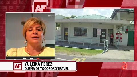 Cubanos protestan por precios desorbitantes de pasajes para viajes a Guyana