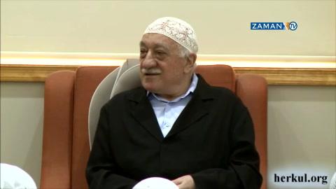 Fethullah Gülen: Bana karşı çok kötülük yapanlar oldu. Ama ben şu dilekte bulundum…