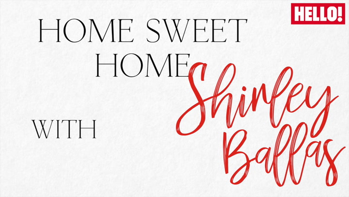 Home Sweet Home with Shirley Ballas