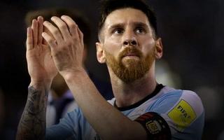 Leo Messi: 'Espero que el fútbol me pague su deuda'