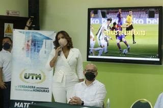 UTH forma alianza con el Barça Innovation Hub en pro del deporte hondureño
