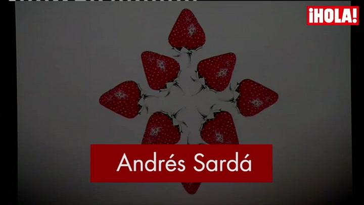 Fashion Week Madrid Otoño-Invierno 2015-16: Andrés Sardá
