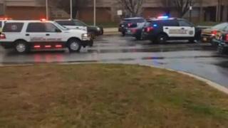 Tiroteo en una escuela secundaria de Maryland deja varios heridos