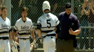 Auburn Vs. Qnd Regional Final Baseball