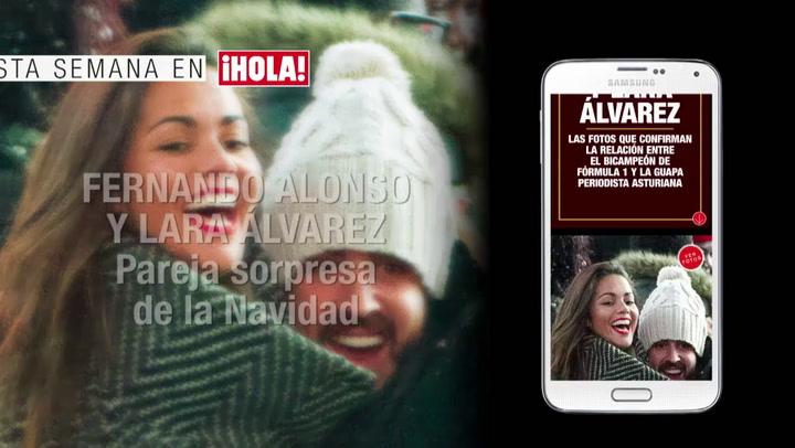 Esta semana en ¡HOLA!: Entrevista y fotografías exclusivas de Cristina y Victoria, el orgullo de Julio Iglesias y Miranda; las fotos de Fernando Alonso y Lara Álvarez... y más