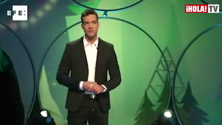 Un español, el rostro televisivo que reparte suerte en los hogares polacos con la lotería nacional