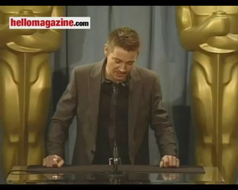 Oscar nominees gather for annual lunch