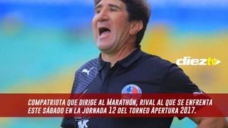 Diego Vázquez sobre Héctor Vargas: 'Ha jugado con Di Stefano, Marzolini, es muy grande