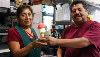 Oaxacalifornia: An Ice Cream Making Legacy
