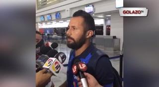 Alfredo Mejía: ''He hablado con Costly, le he dicho que venga''