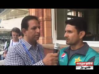 لارڈز ٹیسٹ میں مین آف دی میچ آنے والے قومی کرکٹرمحمد عباس نے کامیابی پر کیا کہا۔۔۔ انٹرویو : سلیم خالق