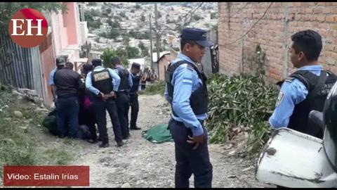 Mujer muere tras balacera en Altos del Divino Paraíso