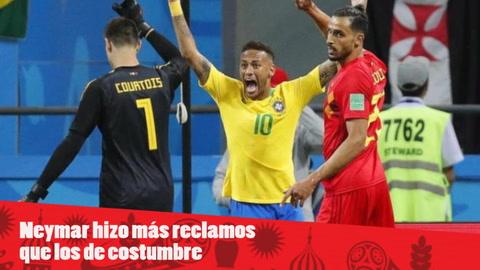 EHmojicrónica: Brasil cae ante Bélgica y le dice adiós a la Copa del Mundo
