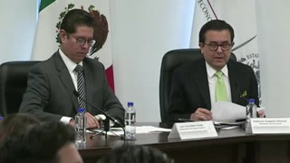 México presenta puntos intocables en negociación de TLCAN