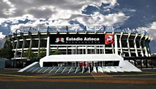 Impactante: Fuerte sismo en México parte el histórico estadio Azteca