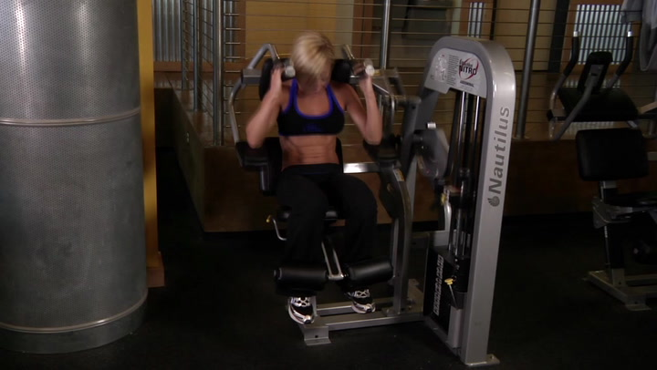 Ab Crunch Machine - Core / Abs - Bodybuilding.com