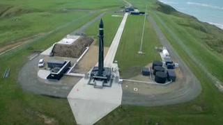 Lanzan primer cohete espacial desde plataforma privada