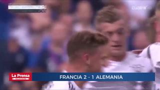 Francia 2 - 1 Alemania (LIGA DE NACIONES)