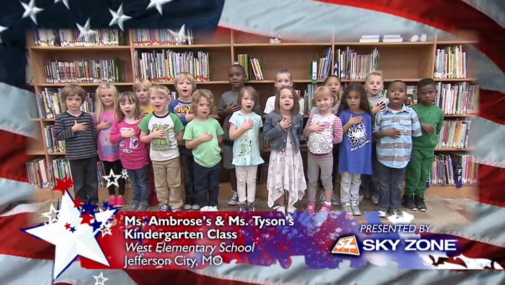 West Elementary - Mrs. Ambrose and Mrs. Tyson - Kindergarten
