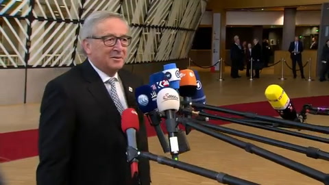 Juncker ironiza sobre la relación británica con UE tras Brexit