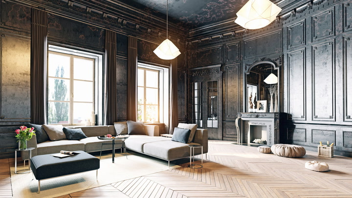 5 Secret Tricks To Make Your Living Room Look Luxe Part 95