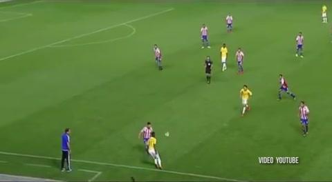 Así juega el nuevo fichaje del Real Madrid Vinicius Junior