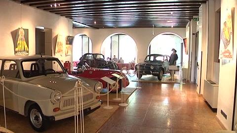 Automobili, la passione in mostra