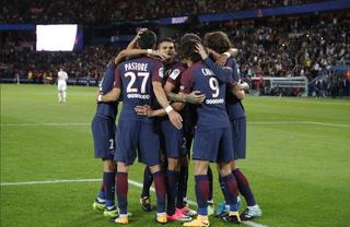 Neymar anota doblete en goleada del PSG ante el Toulouse