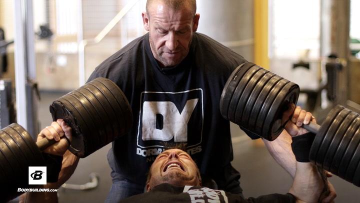 Dorian Yates' Chest & Biceps Workout | Blood & Guts Training Program