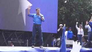 Honduras: Candidatos presidenciales cierran campaña electoral