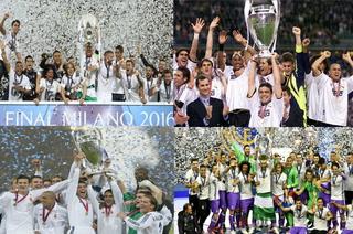 Así ha conquistado el Real Madrid sus 12 títulos en Champions