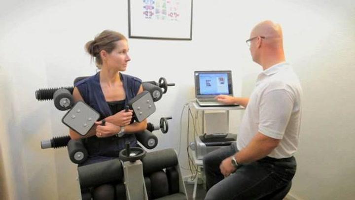 Fysiotherapie Manuele Therapie en Medische Fitness - Bedrijfsvideo
