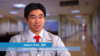 Dr. Jason Koh,  Chairman of the Department of Orthopaedic Surgery and Director of the NorthShore Orthopaedic Institute, speaks about the collaborative care offered by the Department of Orthopaedic Surgery.