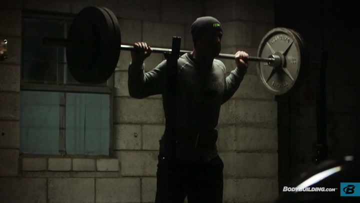 Cory Gregory's Squat Every Day Trainer: 60 Second Promo - Bodybuilding.com