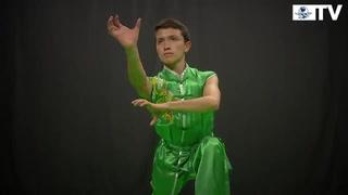 Atleta de Kung Fu 'botea' para ir a campeonato