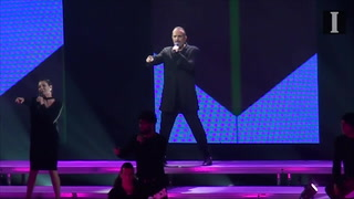 Miguel Bosé llena de música a Guadalajara