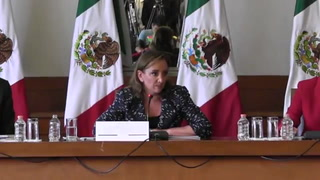 'Chapo' no ha solicitado amparo, dice la SRE
