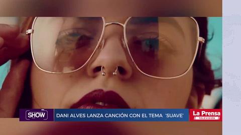 Dani Alves lanza canción, con el tema