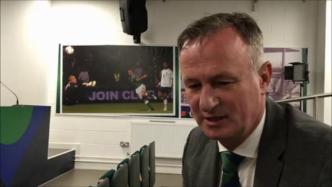 Michael O'Neill: manager achieving international soccer success ... despite having to deal with eligibility minefield