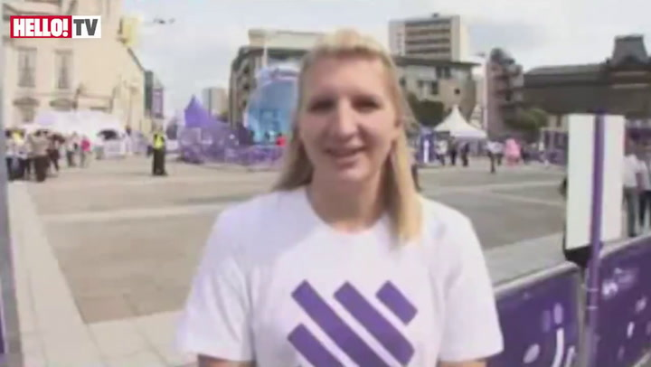 Olympic Gold Medalist Rebecca Adlington on gearing up for London 2012