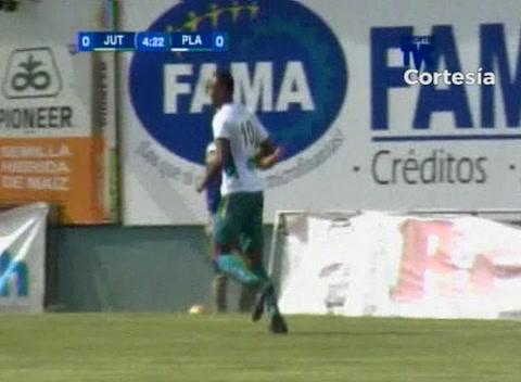 Juticalpa 1-0 Platense (Liga Nacional 2017)