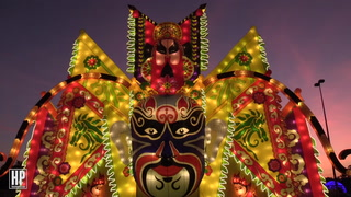 The Spectacle of La Marque's Magical Winter Lights Festival