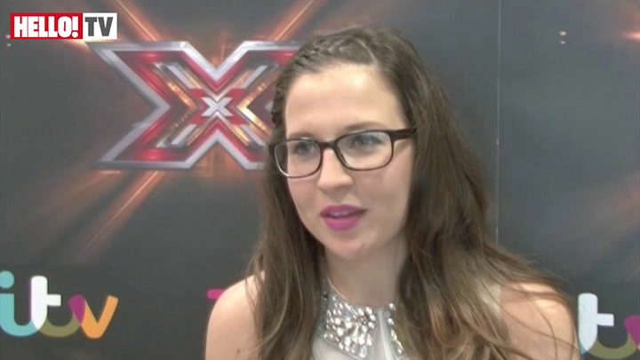 X Factor hopeful Abi Alton on what she thinks about the judges