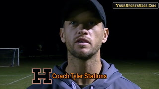 Stallons Reflects on Hoptown District Title